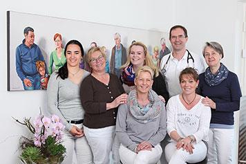 Ihr Praxisteam der Praxis Dr. Gerzmann Adendorf